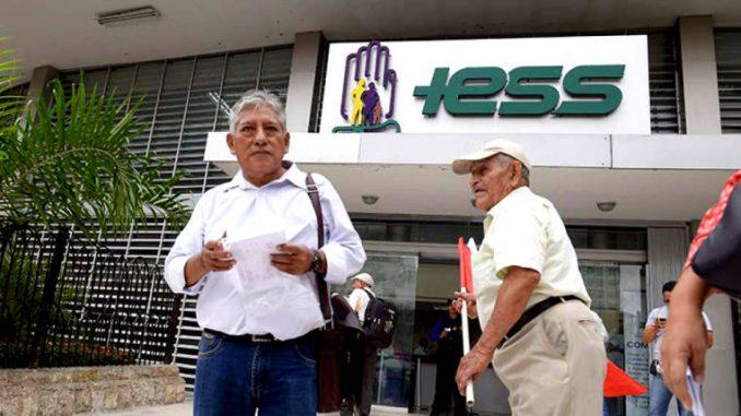 Afiliados IESS