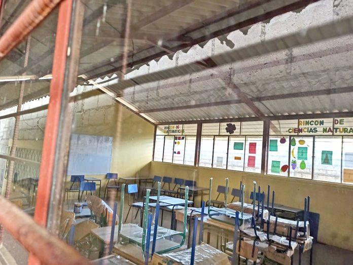 Centros educativos a un año de no recibir a estudiantes