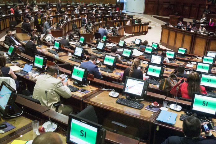 La Ley de Extinción de Dominio se someterá a votación hoy en el Legislativo
