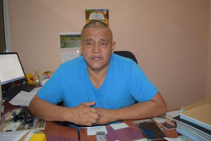 José Zapata un 'guerrero' del transporte derrotado por Covid