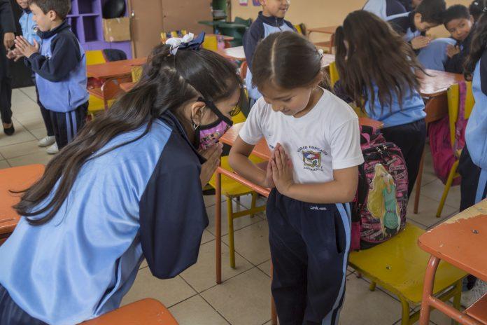 Situación. El COE nacional tiene aprobado el plan piloto de retorno progresivo a clases de 495 centros educativos.