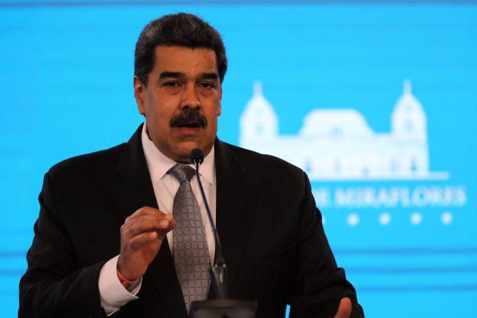 Acusado. Según la oposición, Nicolás Maduro ha vendido toneladas de oro del país.