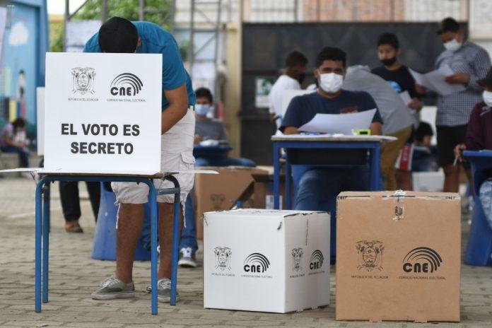 CALENDARIO. El 11 de abril se elegirá al nuevo presidente de Ecuador.