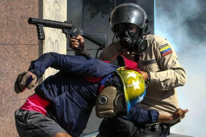 Crímenes. Desde hace medio año, la ONU evidenció ejecuciones extrajudiciales en Venezuela. (Foto: Archivo EFE)