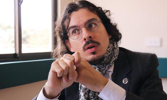 PERSONAJE. Luis Espinosa Goded, profesor de Economía de la Universidad San Francisco de Quito. (Foto: Cortesía)