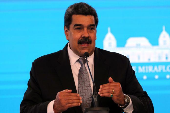 Acusado. Los demandantes dicen que Maduro y sus cómplices encabezan una organización criminal que tortura y asesina a sus enemigos.