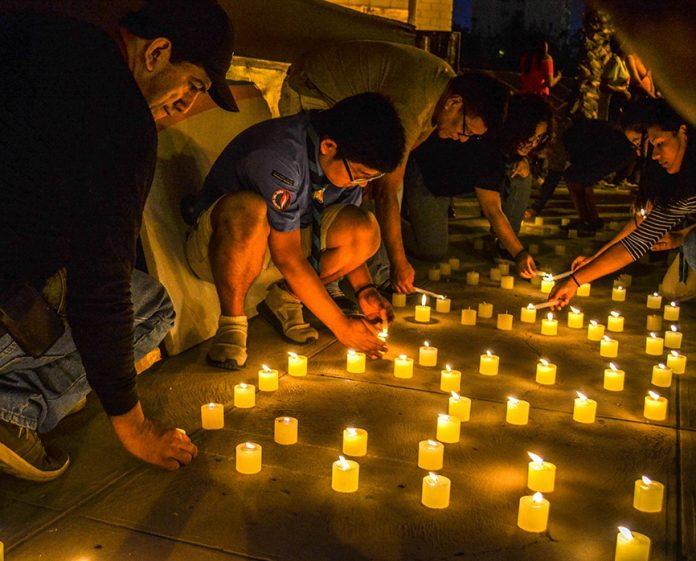 CUIDADO. El acto simbólico será el 27 de marzo y busca generar conciencia sobre el cuidado del planeta.