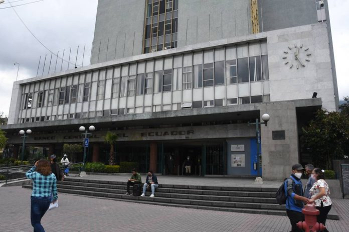 El proyecto de Ley busca darle autonomía al Banco Central del Ecuador