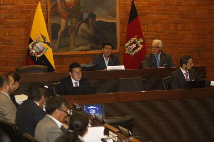 Periodo. Jorge Yunda es Alcalde de Quito desde 2019 y culminaría en 2023.