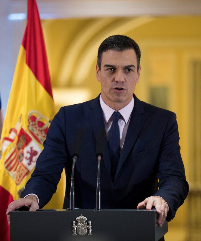 Denuncia. La libertad de prensa en el gobierno de Pedro Sánchez se recoge en uno de los capítulos del informe.