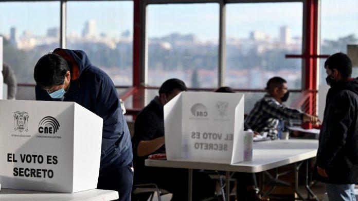 SUFRAGIO. Son 410.239 migrantes ecuatorianos empadronados en todo el mundo para las elecciones de 2021.