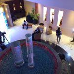 Hotel Mercure, centro de operaciones de UNES