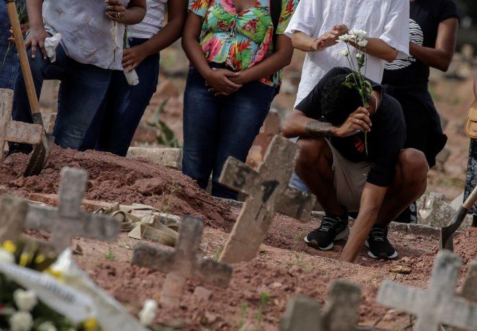 Pandemia. La Covid-19 deja más de 360.000 muertos y 13,6 millones de casos confirmados en Brasil, desde marzo del 2020.