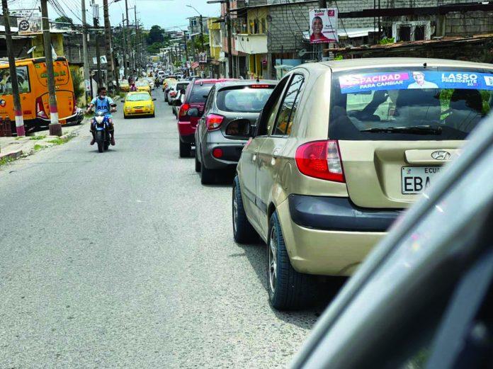 Nuevas restricciones vehiculares