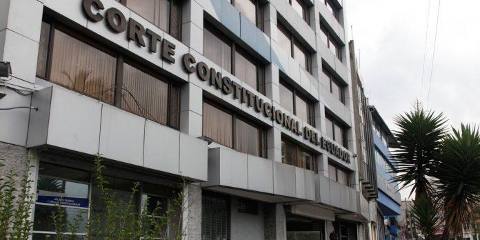 Corte Constitucional Ecuador