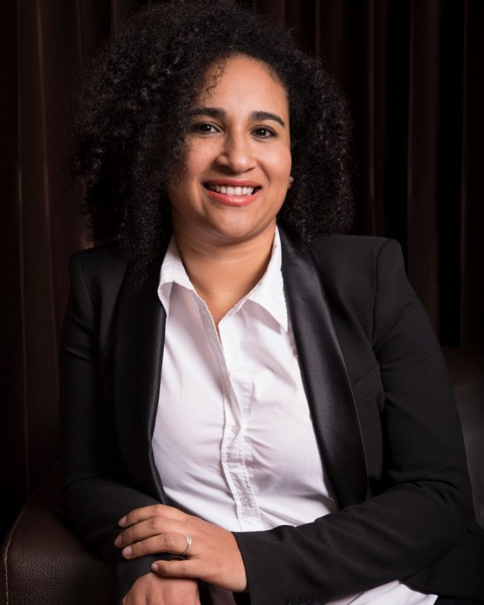 Personaje. Desirée Yépez, periodista y verificadora de datos. (Foto: Cortesía)