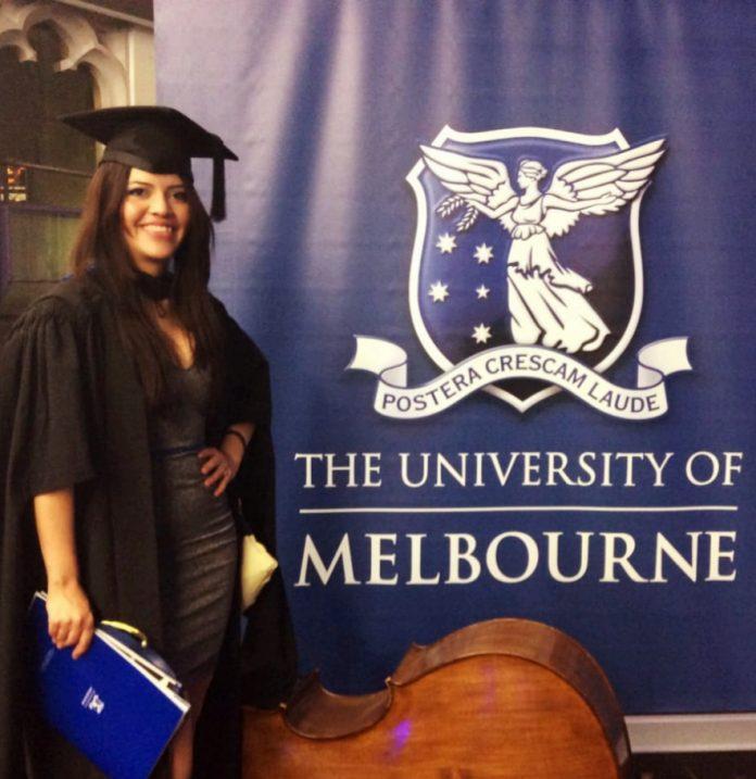 Cristina Orozco Espinel. PhD (c) en Economía de Género por la Universidad de Szeged. Foto. Cortesía.