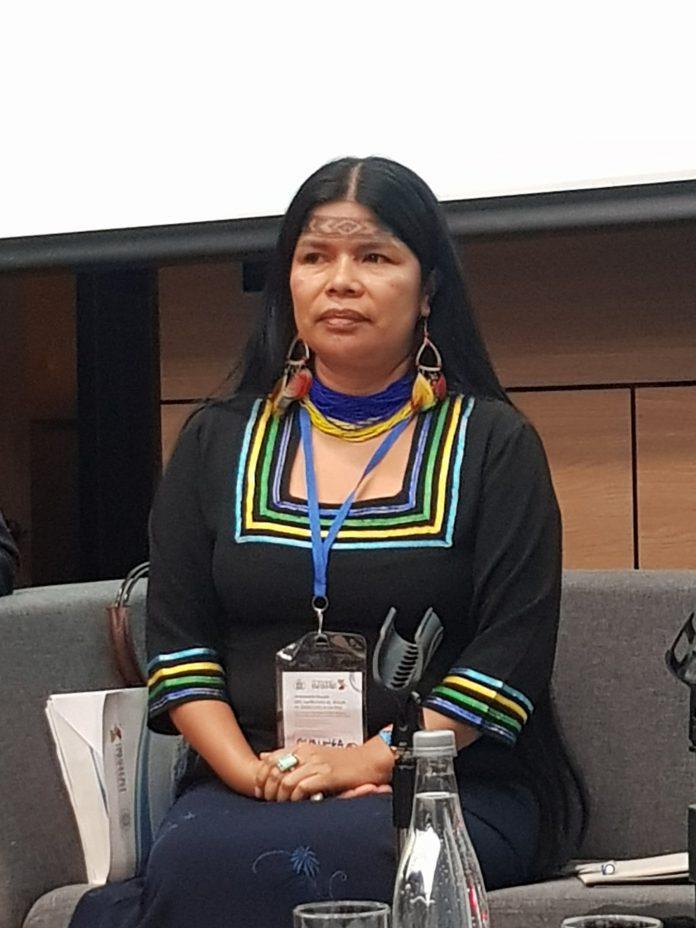 Entrevista. Patricia Gualinga, lideresa y representante del pueblo Sarayaku.