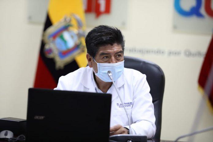 HECHO. Jorge Yunda, Alcalde de Quito, es investigado por el presunto delito de peculado.