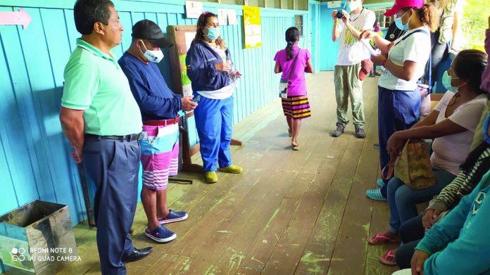 ENFERMEDAD. El paludismo falciparum está afectando a los habitantes de las comunidades del alto cayapa, al norte de la provincia de Esmeraldas.