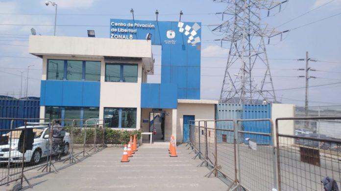 LUGAR. La cárcel del Guayas alberga al 40% (16.000) de los privados de la libertad a nivel nacional.