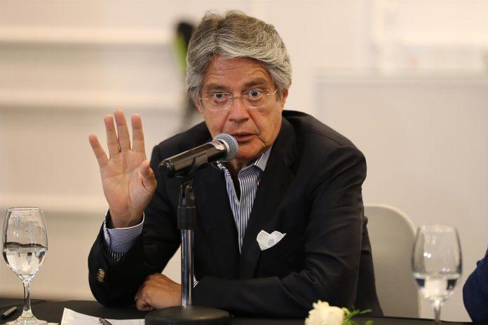 Guillermo Lasso Vacunación