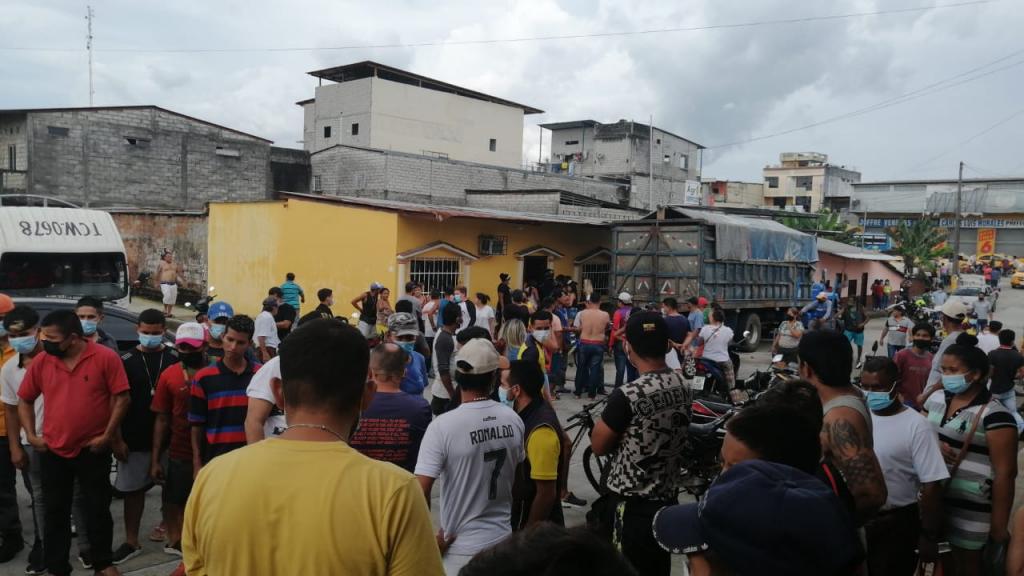 EL EMPALME POLICIAL