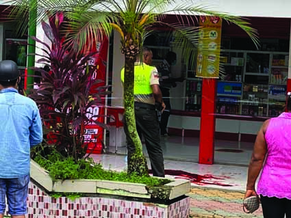 Doble crimen en San Lorenzo