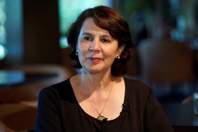 PERSONAJES. La ex presidenta Rosalía Arteaga. /EFE