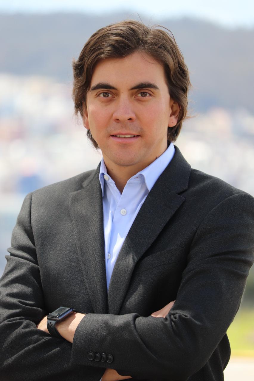 Entrevistado. Juan David Bernal, decano de la Facultad de Comunicación y Tecnologías de la Información en la Universidad Hemisferios.