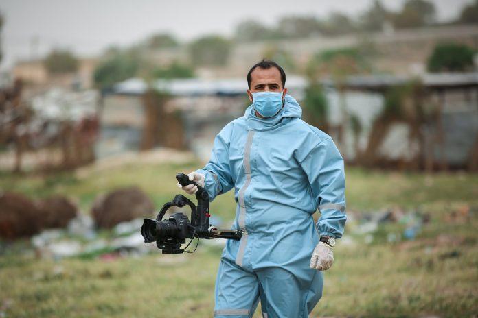 Condiciones. La pandemia se ha convertido en una nueva amenaza para la libertad de prensa y la calidad de información.