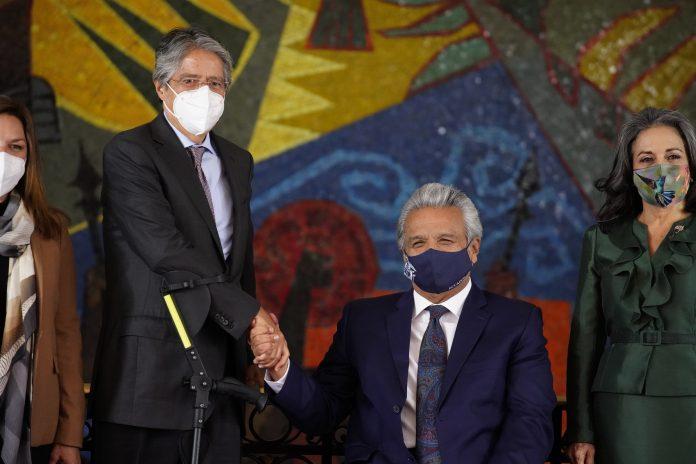 HERENCIA. Moreno le deja a Lasso un presupuesto con un crónico déficit