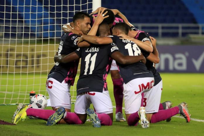 PARTIDOS DE CONMEBOL.