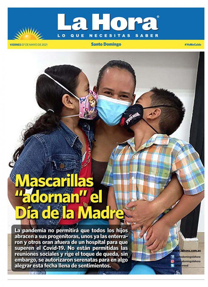 Santo Domingo: 07 de mayo, 2021