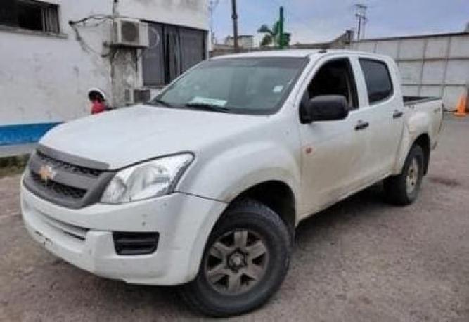 OPERATIVOS.- Tres vehículos reportados como robados en diferentes ciudades del país fueron encontrados en la provincia de Esmeraldas.