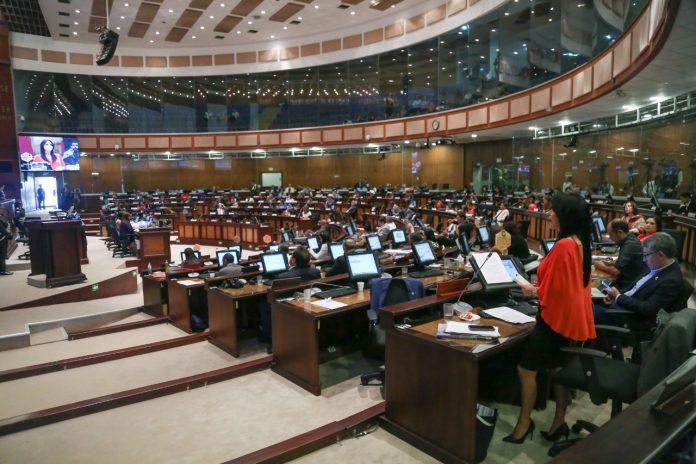HECHOS. La Asamblea aprobó este 6 de mayo del 2021 la reforma penal contra la violencia sexual digital. Foto Cortesía.