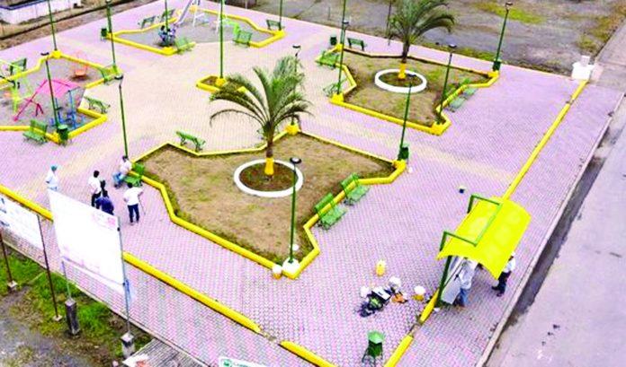 Mejoras en espacios recreativos