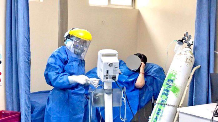 Consecuencia. Sin medicamentos para sedar pacientes con Covid-19 no se los puede intubar, por ende no reciben ventilación y mueren.