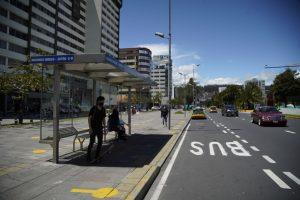 CIUDAD. Los taxis anunciaron paralización de servicio pero se retractaron.