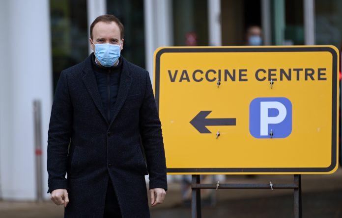 Situación. Reino Unido ha logrado vacunar a un tercio de su población mayor de 18 años.