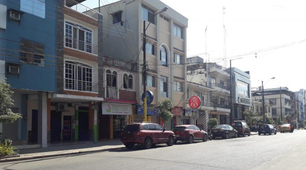 calles sin publico