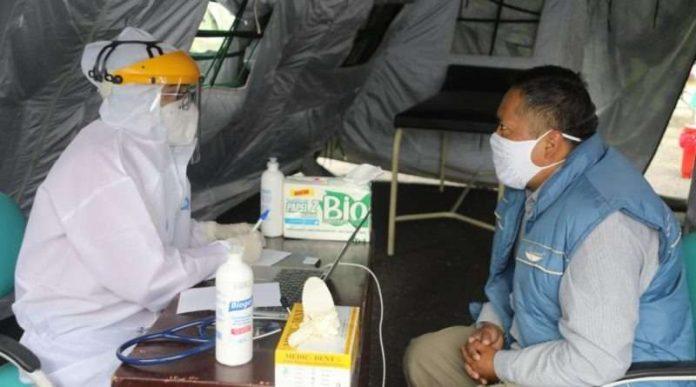 CORONAVIRUS. En Quito, la meta de tomar 1.500 pruebas PCR diarias no se cumplió y redujo la toma de pruebas de 400 a 100 tests por día.