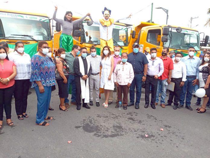 INVERSIÓN. El Municipio de Quinindé con recursos propios está renovando el parque automotor.