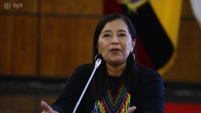 PERFIL. Guadalupe Llori Abarca tiene 58 años. Será presidenta de la Asamblea hasta 2023.