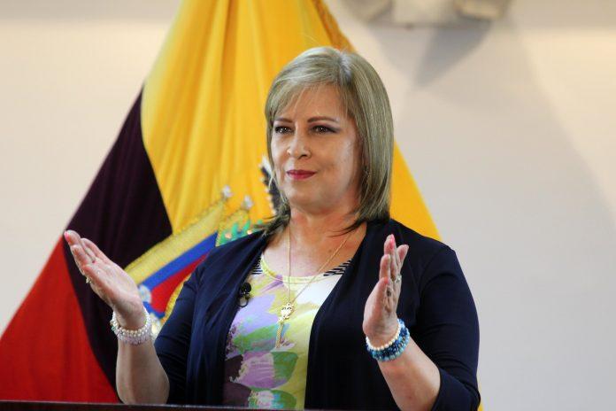 ENTREVISTA. Sandra Argotty, secretaria técnica de Planifica Ecuador. (Foto: Cortesía, Planifica Ecuador). V