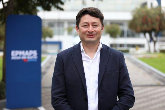 Juan Pablo Espinosa fue gerente de la Epmaps por dos meses