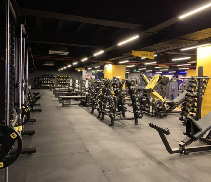 Por resolución del Municipio de Quito está prohibido el funcionamiento de centros deportivos.