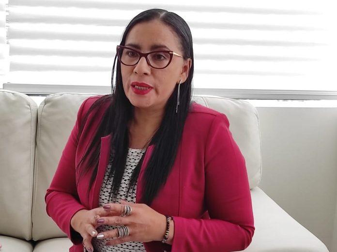 Momento. Zaida Rovira es la Defensora del Pueblo subrogante, mientras el titular de la institución permanece en la cárcel 4.