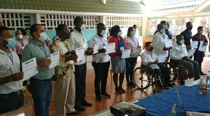 RESPONSABILIDAD. Cada dos años se eligen a siete representantes de los siete cantones que conforman la provincia de Esmeraldas, para que sean ellos quienes velen por los derechos ciudadanos de cada parroquia rural.