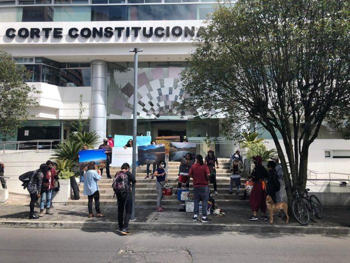 ANTECEDENTE. La Corte Constitucional dio paso a la consulta a finales de 2020.